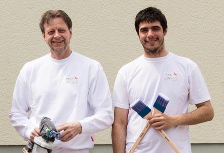 Maler Geselle und Azubi gesucht