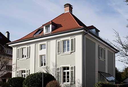 Fassadengestaltung Altbau